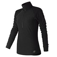 Women's New Balance Anticipate Half Zip Top