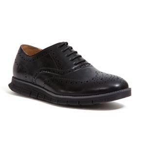 Deer Stags Benton Men's ... Wingtip Dress Shoes