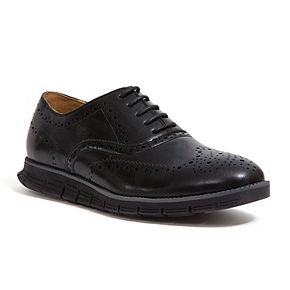 Deer Stags Benton Men's ... Wingtip Dress Shoes vnYuyb5KB