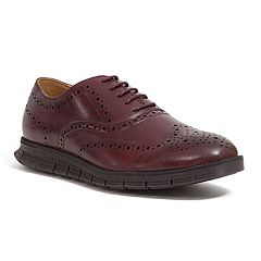 Deer Stags Benton Men's Wingtip Dress Shoes