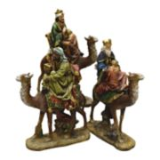 Northlight Three Kings Christmas Decor 3-piece Set