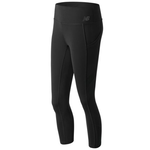 Women's New Balance Transform Luxe Crop Leggings