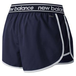 "Women's New Balance Accelerate 2.5"" Running Shorts"