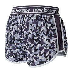 Women's New Balance Accelerate Printed 2.5' Running Shorts