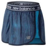 "Women's New Balance Accelerate Printed 2.5"" Running Shorts"