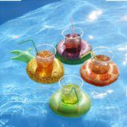 Celebrate Summer Together Drink Floatie 4-pack
