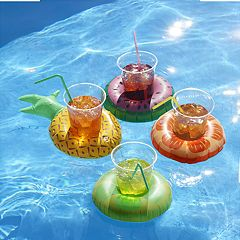 Celebrate Summer Together Drink Floatie 4-pack