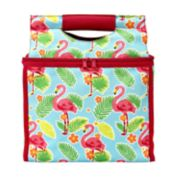 Celebrate Summer Together Thermal Flamingo Cooler