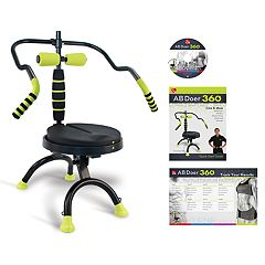 As Seen on TV AB Doer 360 Fitness System