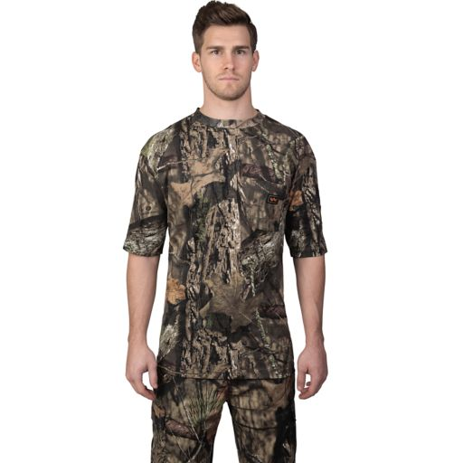 Big & Tall Walls Hunting Short Sleeve Pocket Tee