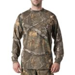 Big & Tall Walls Hunting Long Sleeve Pocket Tee