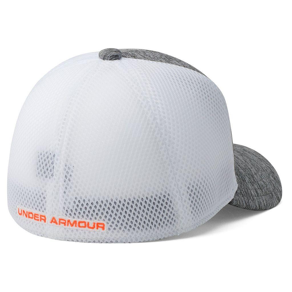 Boys Under Armour Classic Mesh Cap