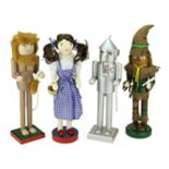 Northlight The Wizard of Oz Nutcracker Christmas Decor 4 pc Set
