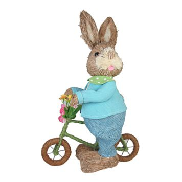 Celebrate Easter Together Sisal Bunny Decor