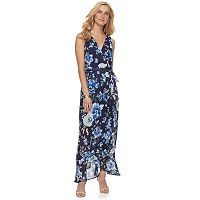 Women's Chaya Ruffle Floral Maxi Dress