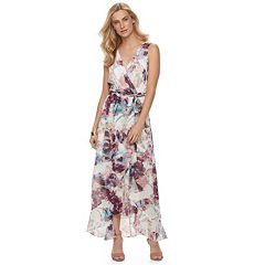 Women's Chaya Ruffle Floral Maxi Dress