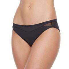 Women's Vanity Fair Breathable Luxe Bikini Panty 18185