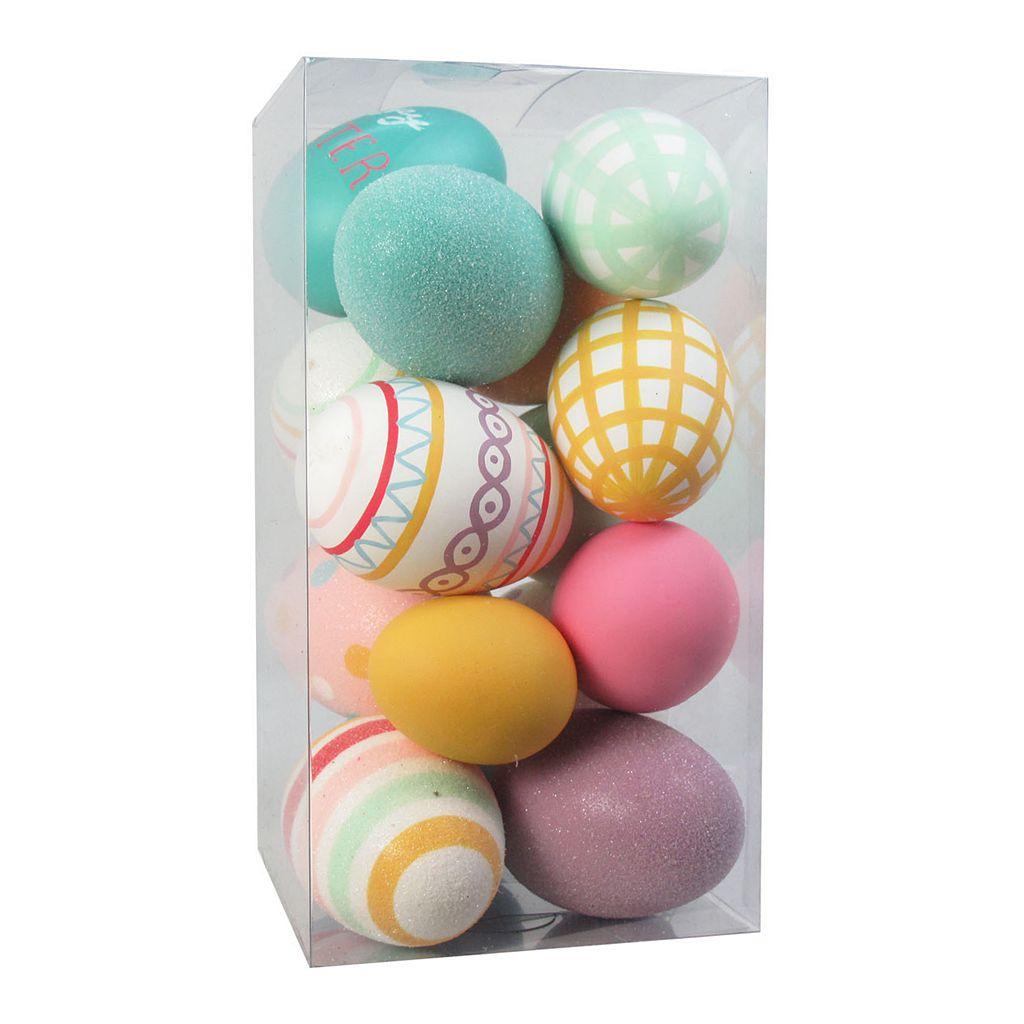 Celebrate Easter Together Artificial Egg Vase Filler 16-piece Set