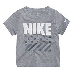 Toddler Boy Nike Americana Baseball Tee