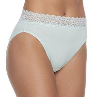 Vanity Fair Flattering Lace Stretch Hi-Cut Panty 13395