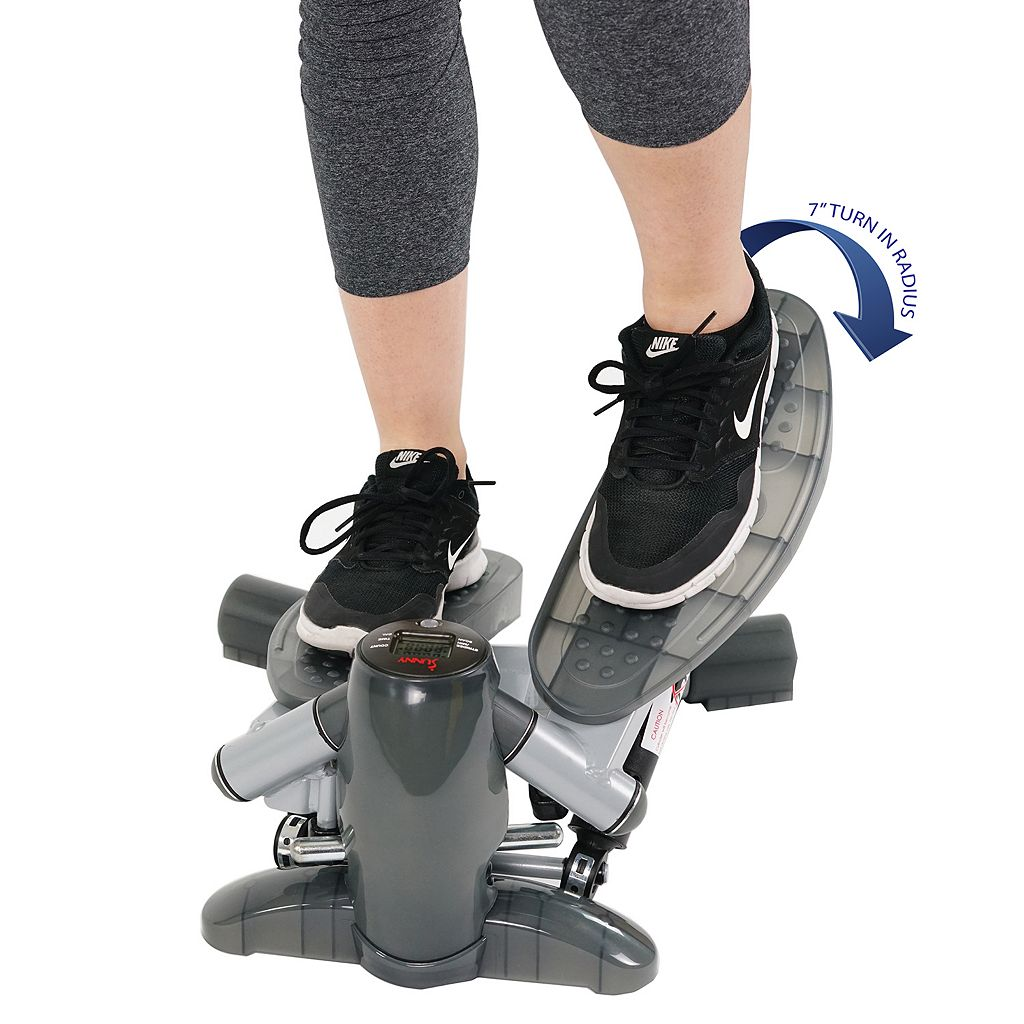 Sunny Health & Fitness Twist-In Stepper
