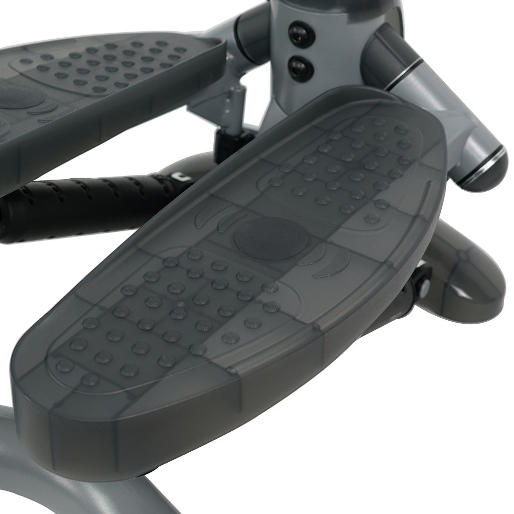 Sunny Health & Fitness Twist-In Stepper with Handlebar
