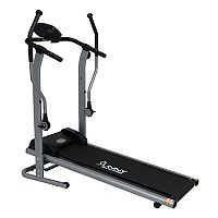 Sunny Health & Fitness Cross-Training Walking Treadmill