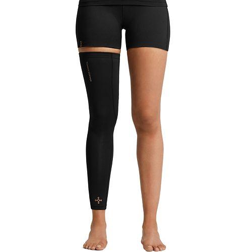 0835e8c2eb Women's Tommie Copper Performance Compression Full Leg Sleeve