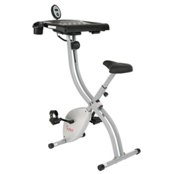 Sunny Health & Fitness Desk Exercise Bike