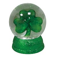 Celebrate St. Patrick's Day Together Light-Up Shamrock Table Decor