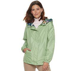 Women's d.e.t.a.i.l.s Hooded Reversible Jacket