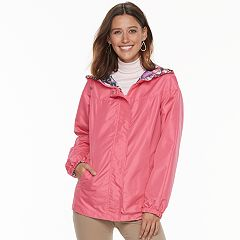 Women's d.e.t.a.i.l.s Hooded Reversible Jacket