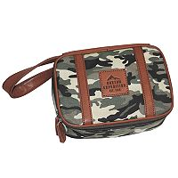 Buxton Expedition II Huntington Gear Top Zip Travel Kit