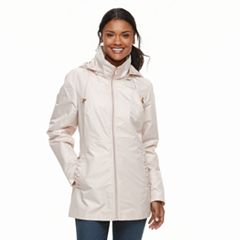 Women's d.e.t.a.i.l.s Hooded Lightweight Rain Jacket