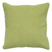 Rizzy Home Solid Nubby Textured Throw Pillow