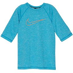 Boys 8-20 Nike Swoosh Hydro Rash Guard Top