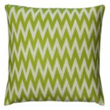Rizzy Home Chevron Woven Throw Pillow