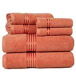 Portsmouth Home Hotel 6-piece Bath Towel Set