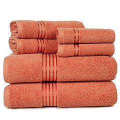 Portsmouth Home Hotel 6 pc Bath Towel Set