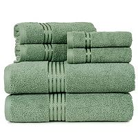 Portsmouth Home Hotel 6 pc Bath Towel Set
