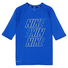 Boys 8-20 Nike Logo Hydro Top
