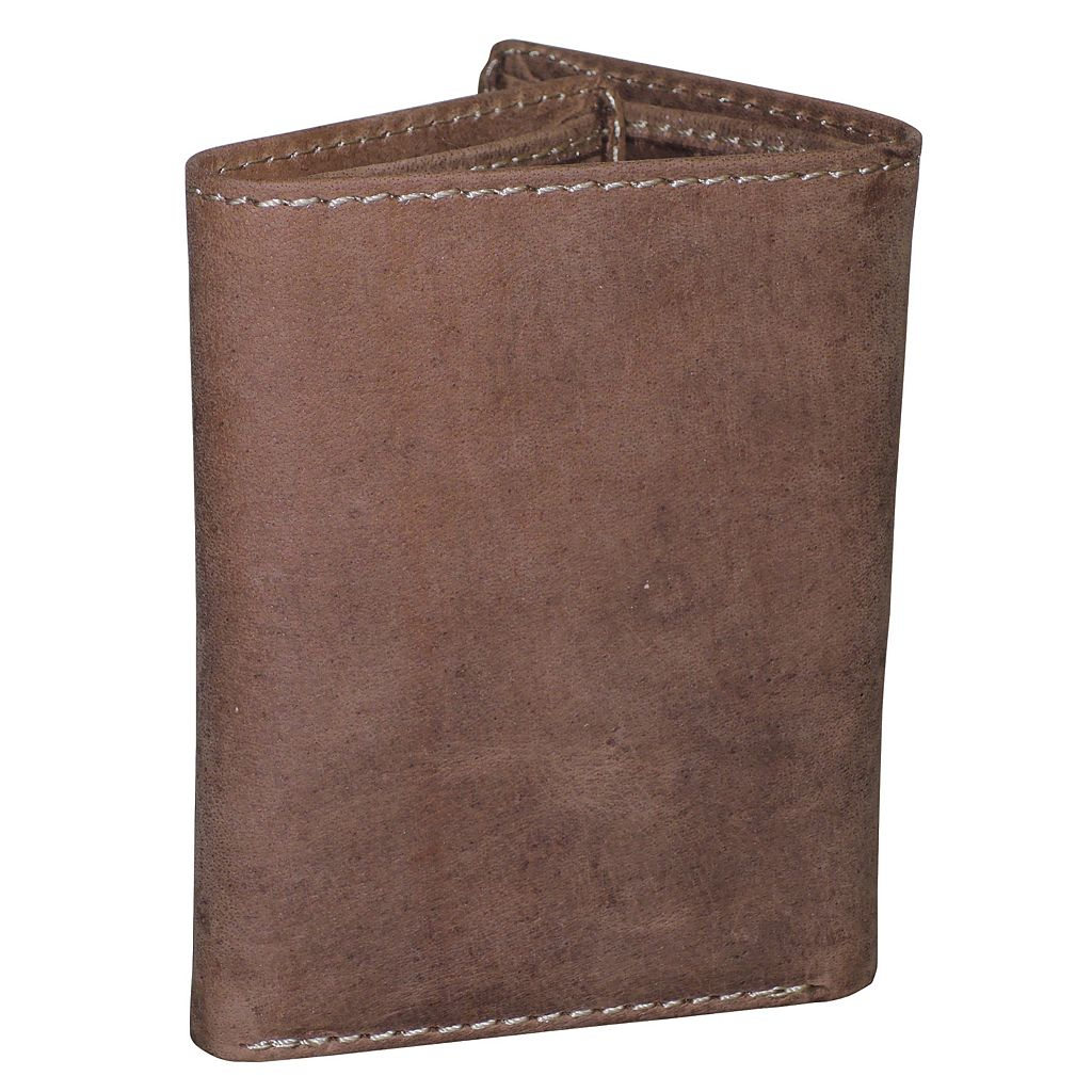 Buxton Expedition II RFID Three-Fold Wallet