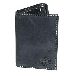 Buxton Expedition II RFID Three-Fold Wallet