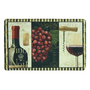Bacova Chateau Nouveau Memory Foam Kitchen Rug