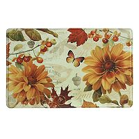 Bacova Fall in Love Memory Foam Kitchen Rug