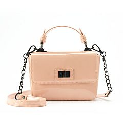 madden NYC Suzy Convertible Crossbody Bag