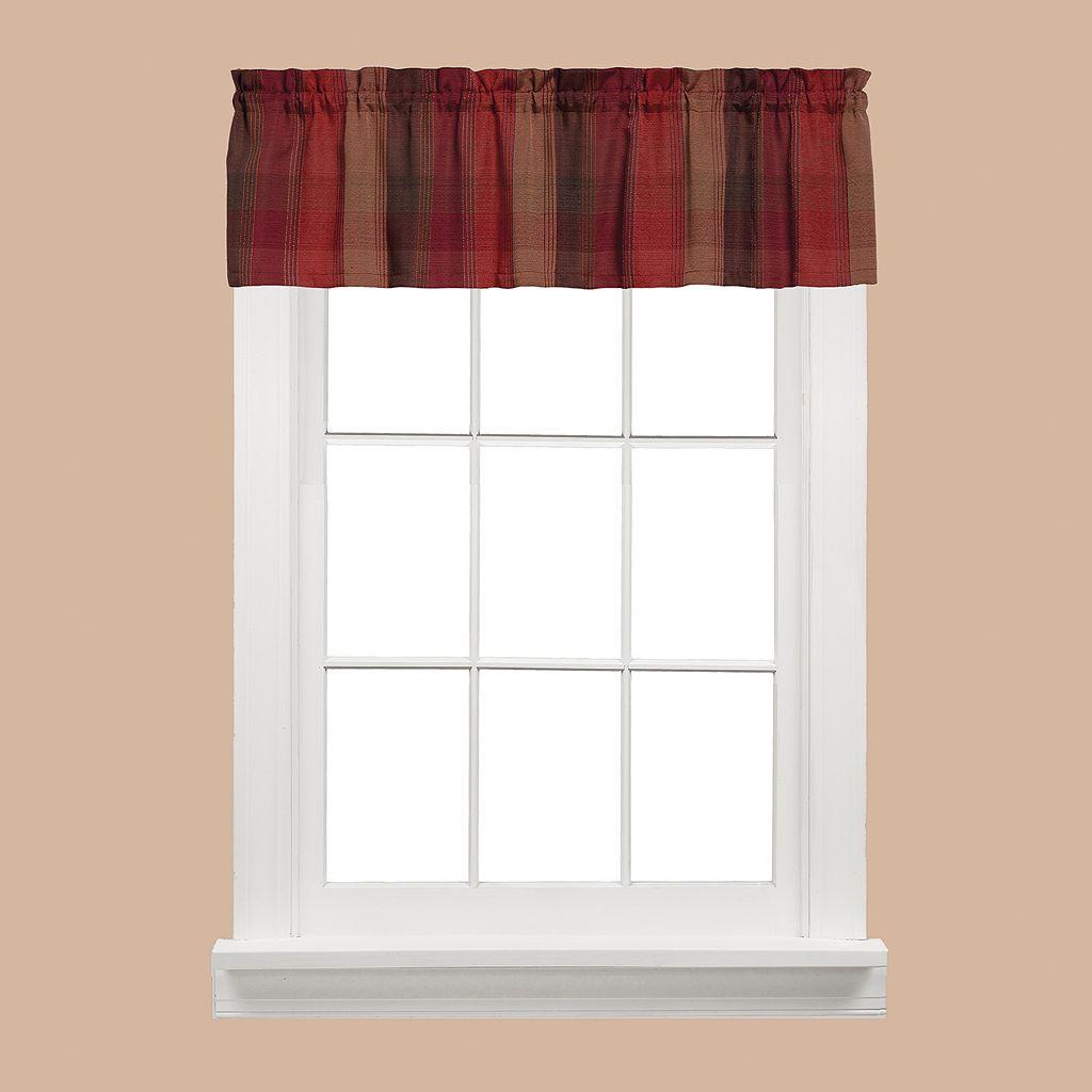 Saturday Knight, Ltd. Brighton Window Valance
