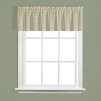 Saturday Knight, Ltd. Hopscotch Window Valance