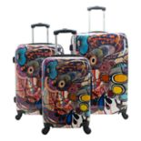 Chariot Vango 3-piece Hardside Spinner Luggage Set