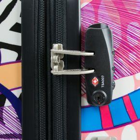Chariot Vango 3-piece Hardside Spinner Luggage Set